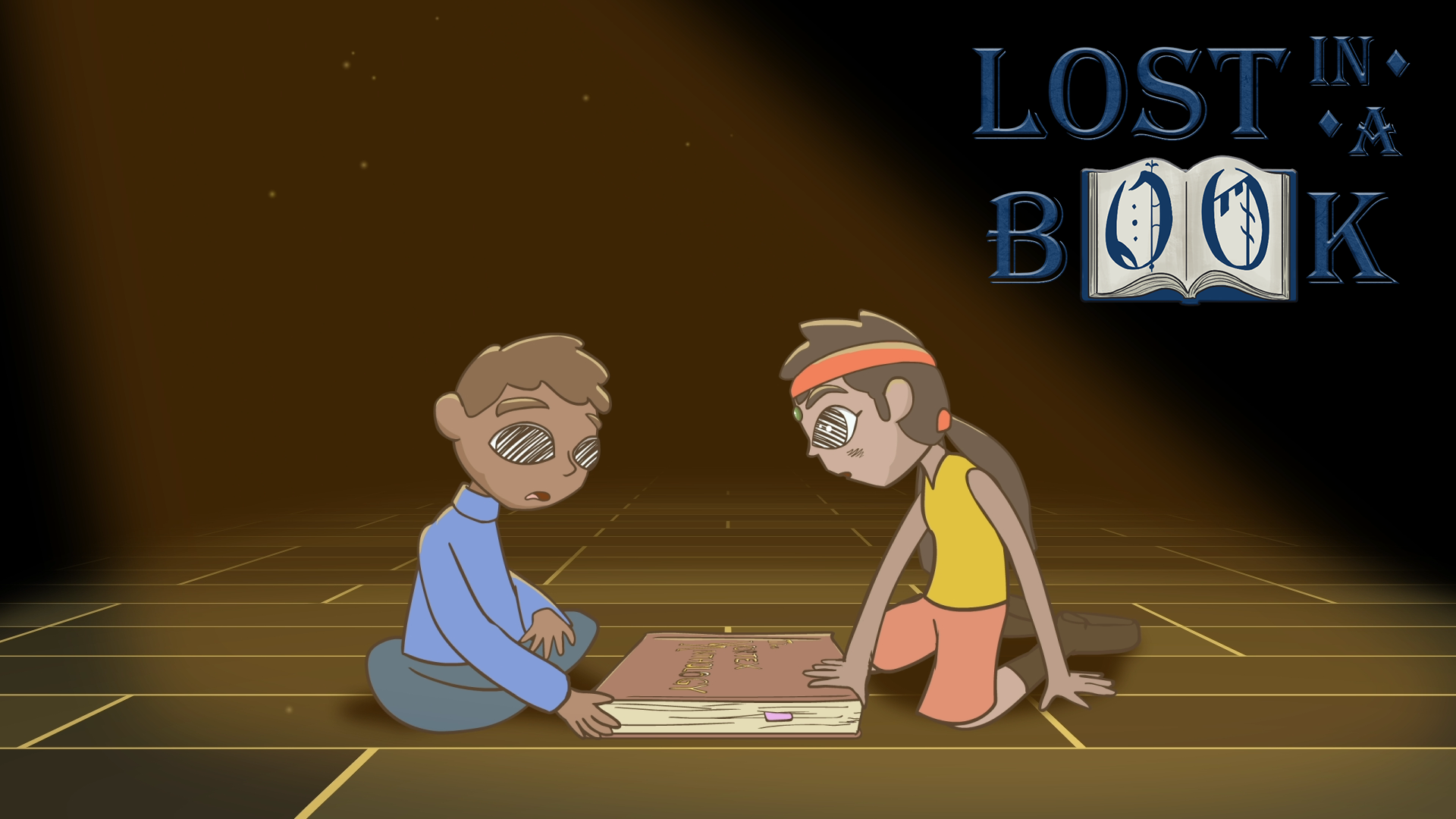 Lost in a Book Teaser Image